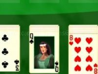 Solitaire carte