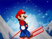Jouer à Mario Ice Skating 2