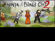 Jouer à Ninja and Blind Girl 2