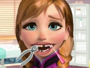 Jouer à Ana Frozen At The Dentist