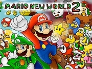 Jouer à Mario New World 2