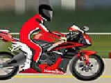 Jouer à My red motorbike