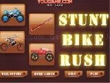 Jouer à Stunt bike rush