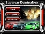 Jouer à Supercar domination
