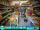 Jouer à Hidden objects - supermarket