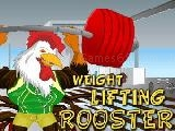 Jouer à Weight lifting rooster