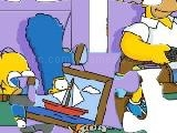 Jouer à The simpsons puzzle - 1