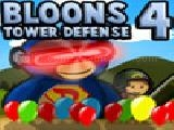 Jouer à Bloons tower defense 4