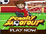 Jouer à Penalty shootout multiplayer game