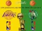 Jouer à Nba finals 2009-10, los angeles lakers vs boston celtics