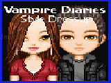 Jouer à Vampire diaries style dressup