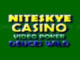 Jouer à Niteskye casino video poker deuces wild