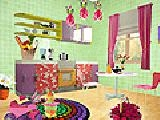 Jouer à Realistic kitchen decoration
