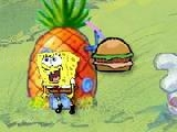 Jouer à Spongebob burger swallow