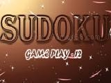 Jouer à Sudoku game play12