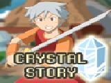Jouer à Crystal story