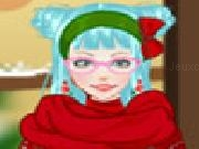 Jouer à Cozy christmas dress up game