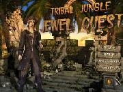 Jouer à Tribal jungle - jewel quest (match three game)