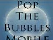 Jouer à Pop the bubbles fast mobile edition