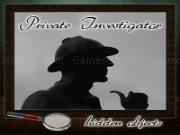 Jouer à Private investigator - hidden objects