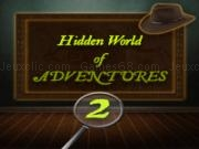 Jouer à Hidden world of adventures 2