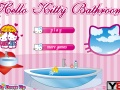 Jouer à Hello kitty bathroom