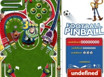 Jouer à Football pinball