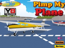 Jouer à Pimp my plane game