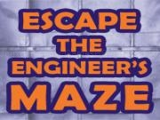Jouer à Escape the engineers maze