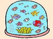 Jouer à Colorful fishes coloring