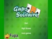 Jeu gaps solitaire - Jeuxclic.com