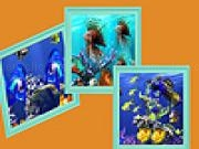 Jouer à Blue ocean fishes  puzzle