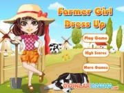 Jouer à Farmer girl dress up