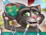Jouer à Talking tom cat ear surgery