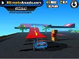 Jouer à Extreme racing 3d: training