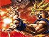 Jouer à Dragon ball fierce fighting v 2.6