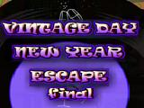 Jouer à Vintage day new year escape-final