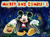 Jouer à Mickey and zombies 2