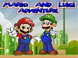 Jouer à Mario and luigi adventure
