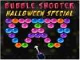 Jouer à Bubble shooter halloween pack