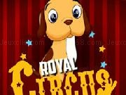 Jouer à Royal Circus Puppy Escape
