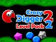Jouer à Crazy Digger 2 Level Pack 2