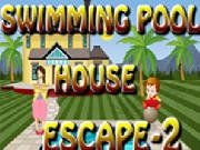 Jouer à Swimming Pool House Escape two