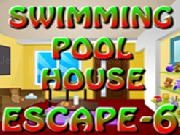 Jouer à Swimming Pool House Escape 6