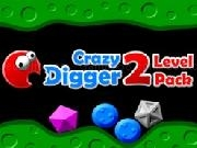 Jouer à Crazy Digger 2 Level Pack