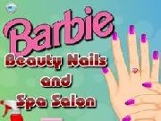 Jouer à Barbie Beauty Nails And Spa Salon