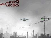 Jouer à Earth Vs Flying Saucers