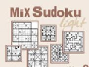 Jouer à Mix Sudoku Light Vol.1