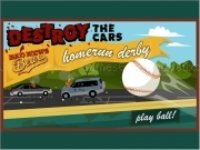 Jouer à Destroy yhe cars - homerun derby