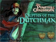 Jouer à Pirates ot the caribbean - depths of the dutchman